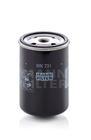 Brandstoffilter Mann-filter wk731