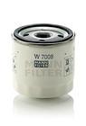 Mann-filter Oliefilter W 7008