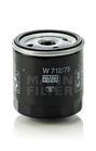 Oliefilter Mann-filter w71275