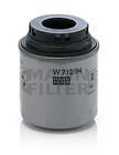 Mann-filter Oliefilter W 712/94