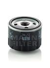 Oliefilter Mann-filter w77