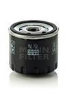 Mann-filter Oliefilter W 79