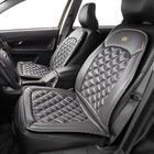 Defa Diamond kussen Leather-Look grey DE 30017