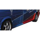 Dietrich Autostyle SSK + Spatbordverbr. VW T4 excl. Wi DT 11180