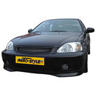 Grille HO Civic 11/99-01 Type-R-loo Dynamik dxgr99t