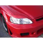 Dynamik Koplampspoilers HO Civic 96-98 ABS DX KHO01
