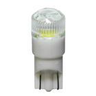 Mijnautoonderdelen LED 'Xenon' White T-10 +Cap 12V 2pc EU 0179WC
