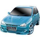 VBumper OP Corsa B 'Impact' Ibherdesign ibvop02