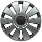"""Mijnautoonderdelen Wieldop Set Pennsylvania 15"""" Silver PP 1135"""