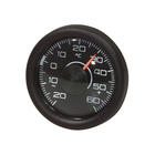 Thermometer Rond Zwart Richter rc03515