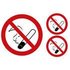 Verboden Te Roken 90x2x45mm Richter rc15794