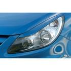 Koplampspoilers OP Corsa D 9/06- (A Rdx Racedesign rdkop01