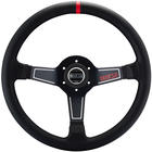 Sparco SteeringWheel L575 Nero Black Leath SP 15L750PL