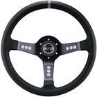 SteeringWheel L777 Piuma Black Leat Sparco sp15l800pl