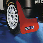 Spatlappen Rood Groot Sparco Sparco sp3791rs