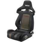 Sparco Sportstoel R333 zwart/antraciet (ve SP 965AN