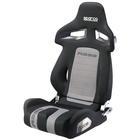 Sparco Sportstoel R333 zwart/grijs (verste SP 965GR