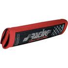 Seatbelt Protector Set Red Velours Simoni Racing srcc2rv