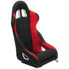 Sportseat Type K5 Black/Red not adj Mijnautoonderdelen ss36r