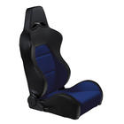 Sportseat Eco Black/Blue PVC Right Mijnautoonderdelen ss40br