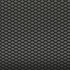 RaceMesh Black 125x25 cm/ruit 16x8 Mijnautoonderdelen tg1253z