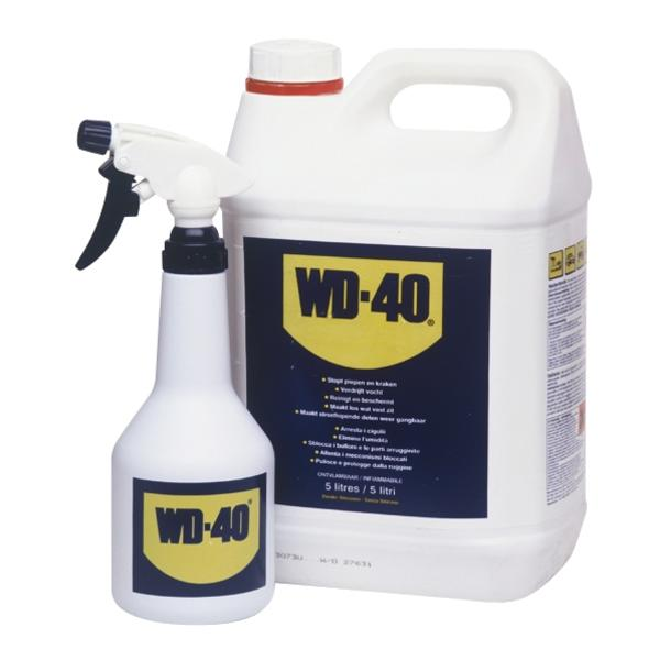 Wd-40 WD-40 49506 Multispray 5L jerrycan incl trigger 10010
