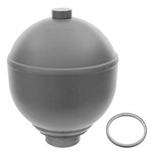 Veerbol hydraulisch veersysteem