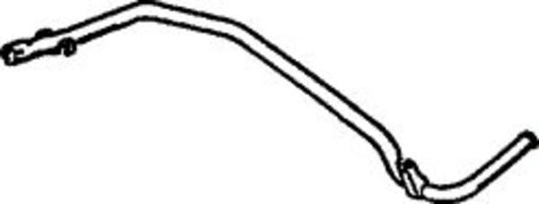 Romax Uitlaatpijp 08 5 211