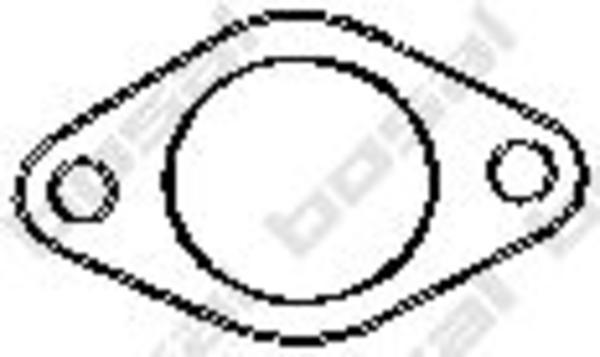 Bosal Uitlaatflenspakking 256-241