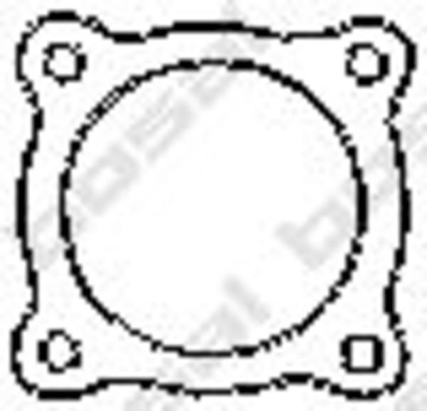 Bosal Uitlaatflenspakking 256-069