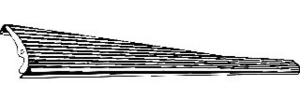 Van Wezel Treeplank 5801611