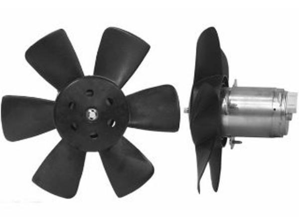 Van Wezel Ventilatormotor-/wiel motorkoeling 5812746