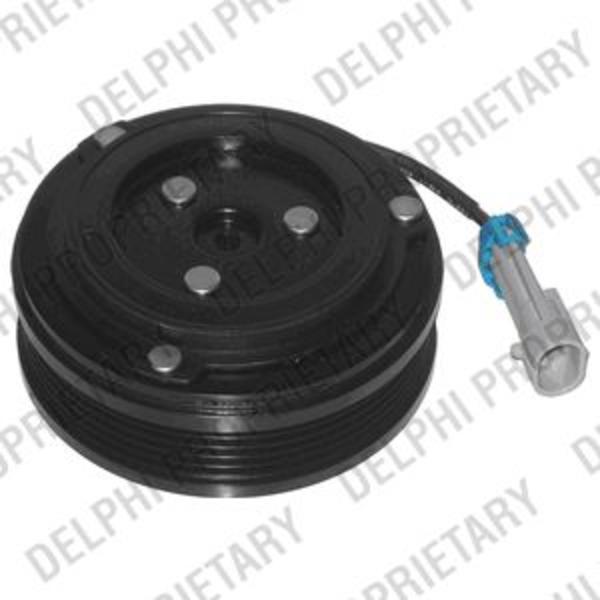 Delphi Diesel Airco compressor magneetkoppeling 0165003/0