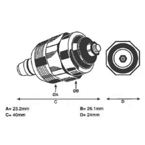 Delphi Diesel Stopsyst.  Dieselinjectie 7240-112