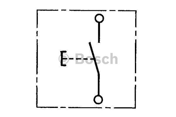 Bosch Drukschakelaar 0 343 003 007