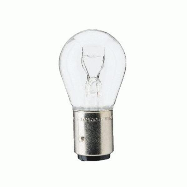 Philips Gloeilamp achterlicht / Gloeilamp mist-/ achterlicht / Gloeilamp mistachterlicht / Gloeilamp remlicht / Gloeilamp remlicht-/ achterlicht 12594B2