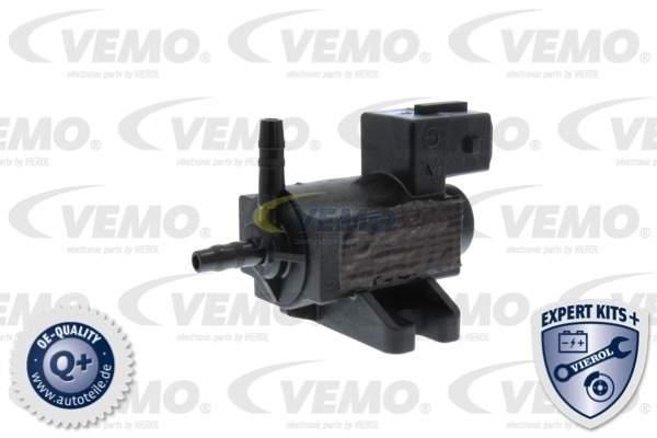 Vemo Klep luchtbesturing-binnenkomende lucht / Omschakelklep zuigleiding / Secundaire luchtzuigsysteemklep / Uitlaatgasklep Electr. V10-63-0013