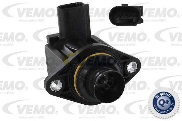 Vemo Electrische bypassklep voor turbolader V10-77-1030