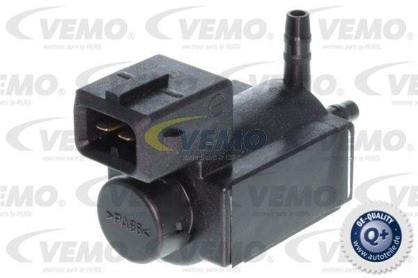 Vemo Klep voor dichte bypassklep / Omschakelklep zuigleiding / Secundaire luchtzuigsysteemklep / Uitlaatgasklep Electr. V20-77-0301