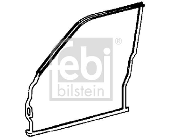Febi Bilstein Deur afdichting 01960