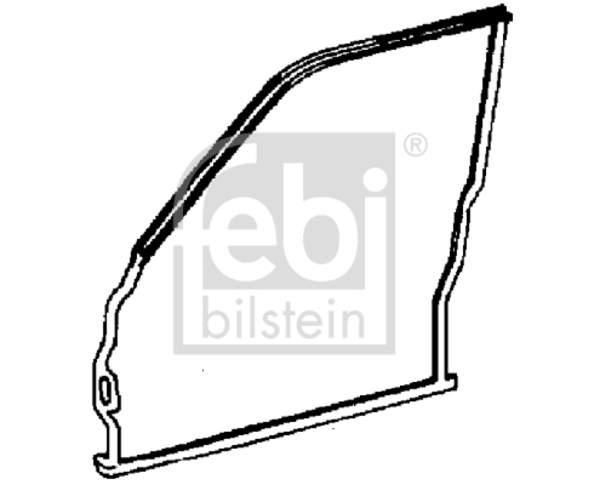 Febi Bilstein Deur afdichting 08877