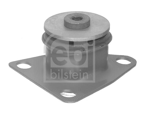 Febi Bilstein Draagarm-/ reactiearm lager / Ophangrubber autom.bak / Ophangrubber handbak 10016