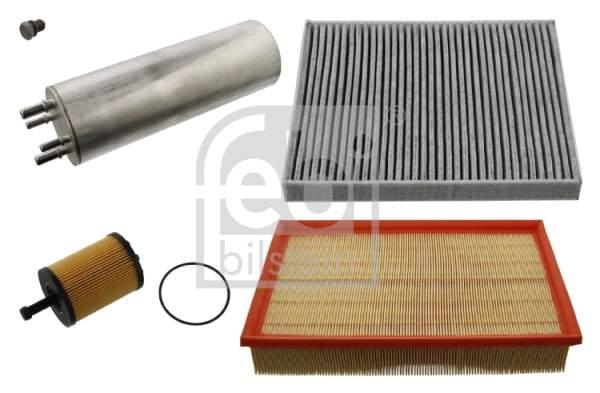 Febi Bilstein Filter-onderhoudspakket / Onderdelen onderhoudsbeurt 36990