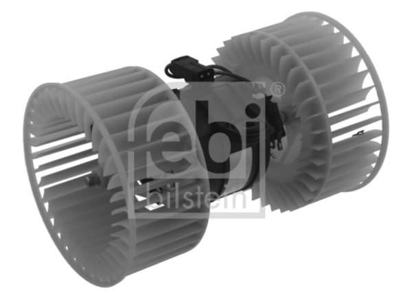 Febi Bilstein Interieurventilator / Ventilatormotor-/wiel motorkoeling 38482