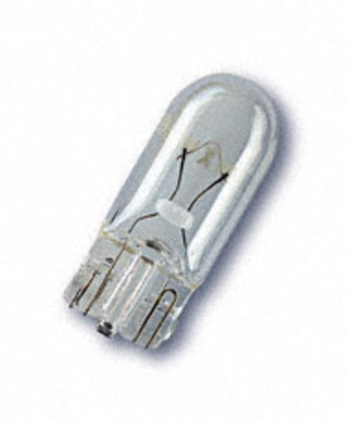 Osram Gloeilamp achterlicht / Gloeilamp derde remlicht / Gloeilamp deurlicht / Gloeilamp instaplicht / Gloeilamp interieurverlichting / Gloeilamp kentekenverlichting / Gloeilamp knipperlicht / Gloeilamp kofferruimteverlichting / Gloeilamp leeslamp 2825