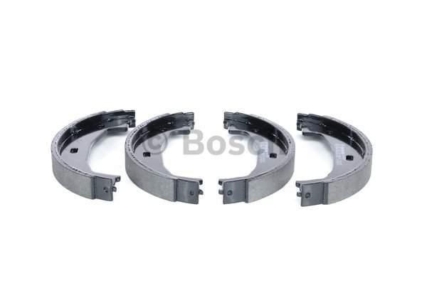 Bosch Remblokken-schoenen handrem 0 986 487 608