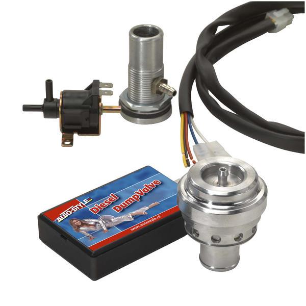 Mijnautoonderdelen BlowOff Valve Kit for Turbo Diesel DK BOVT1