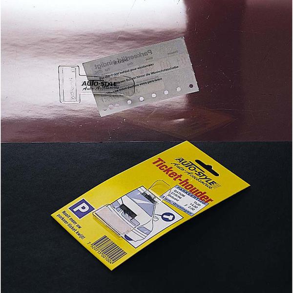 Mijnautoonderdelen Tickethouder TH 1